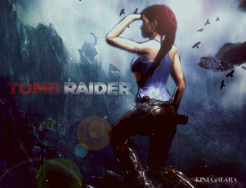 Tomb Raider HD & Widescreen Wallpaper 0.607087628807802