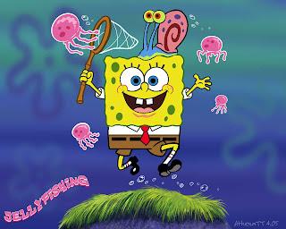 Kumpulan gambar animasi spongebob squarepant