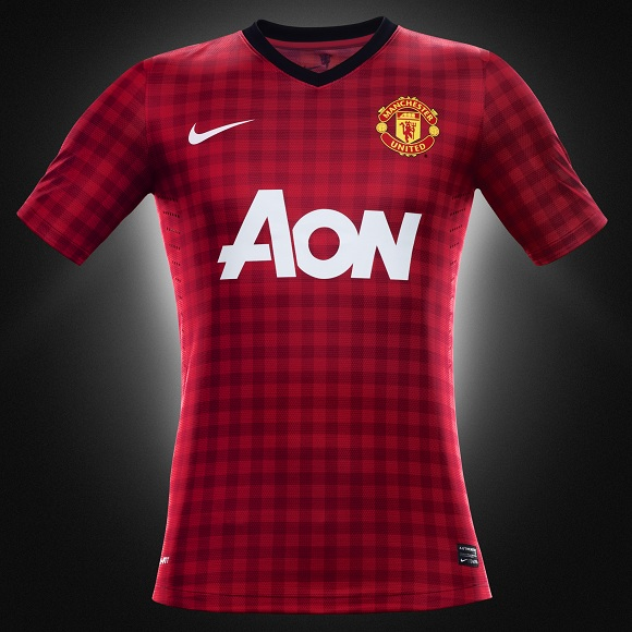 ... United 2012-2013 - Home Kit 2012-2013 soccer jersey Manchester United