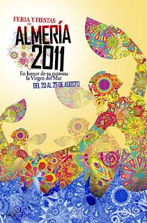 Cartel feria 2011 - Almeria