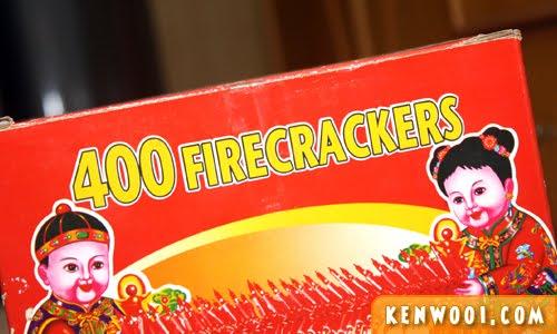 firecrackers box