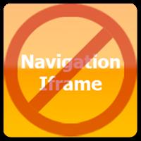 Navigation bar Iframe