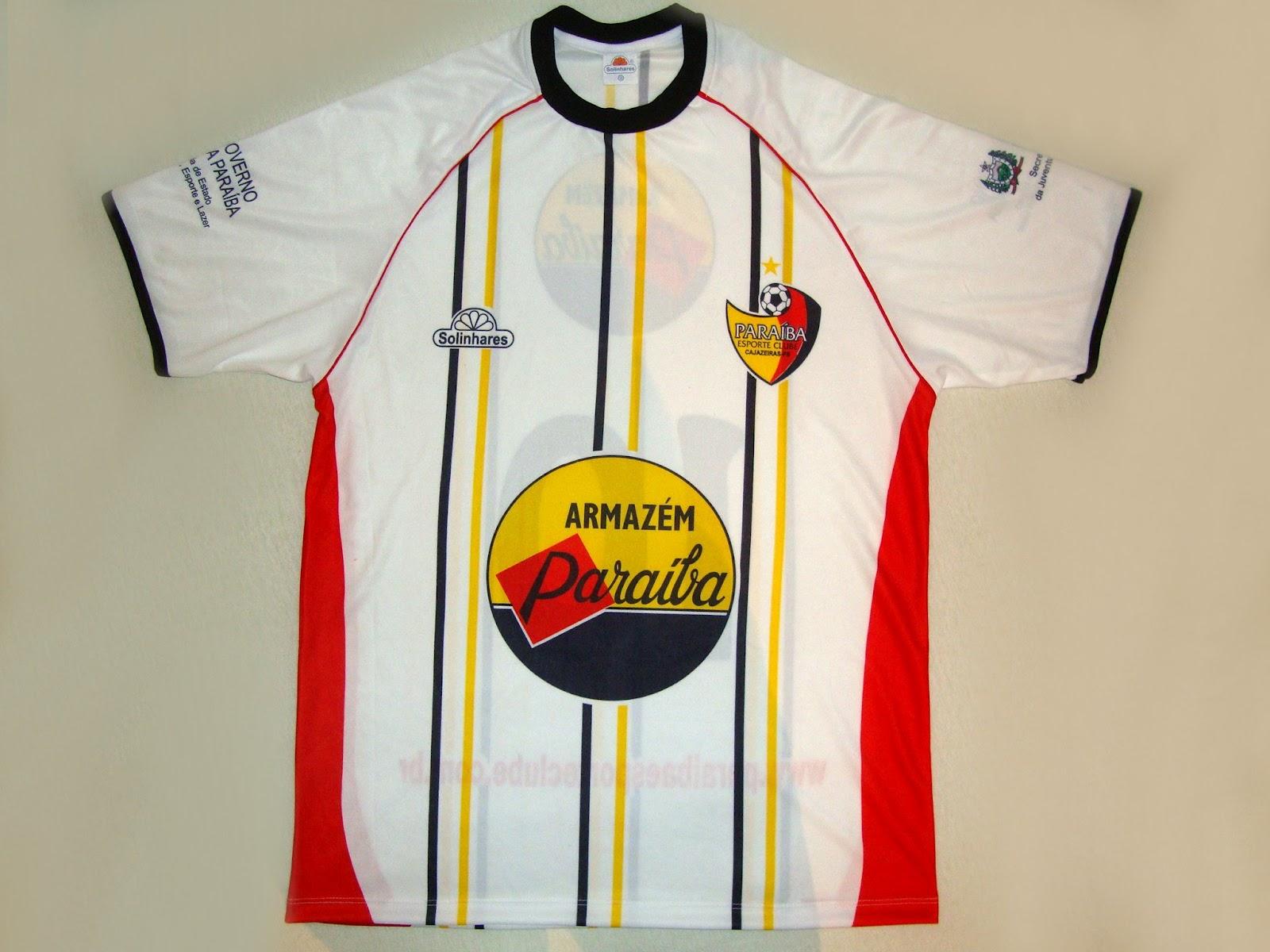 dd71051279 Paraíba Esporte Clube (PB) - Show de Camisas