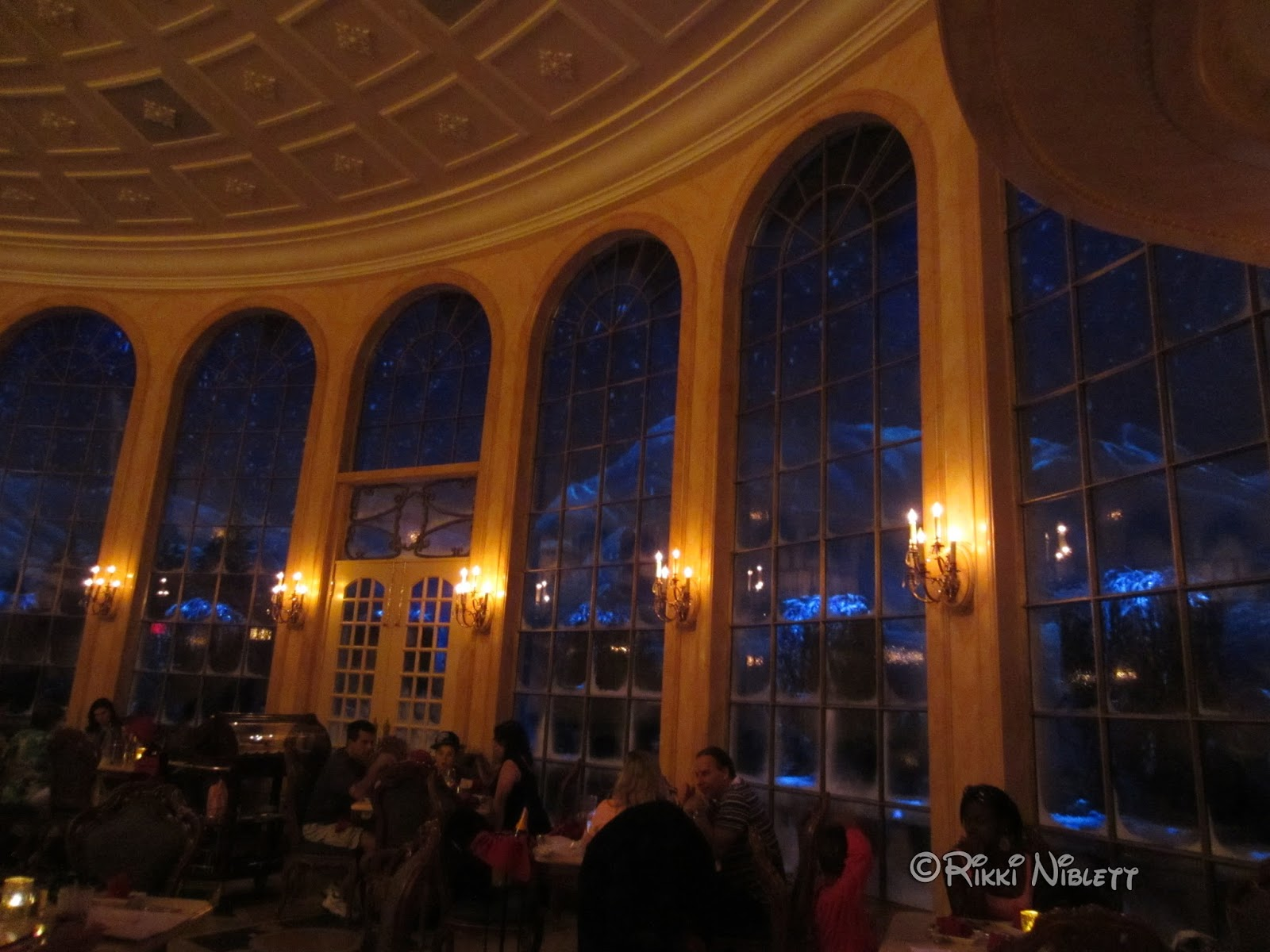 it u0027s a disney world after all dining review be our guest restaurant