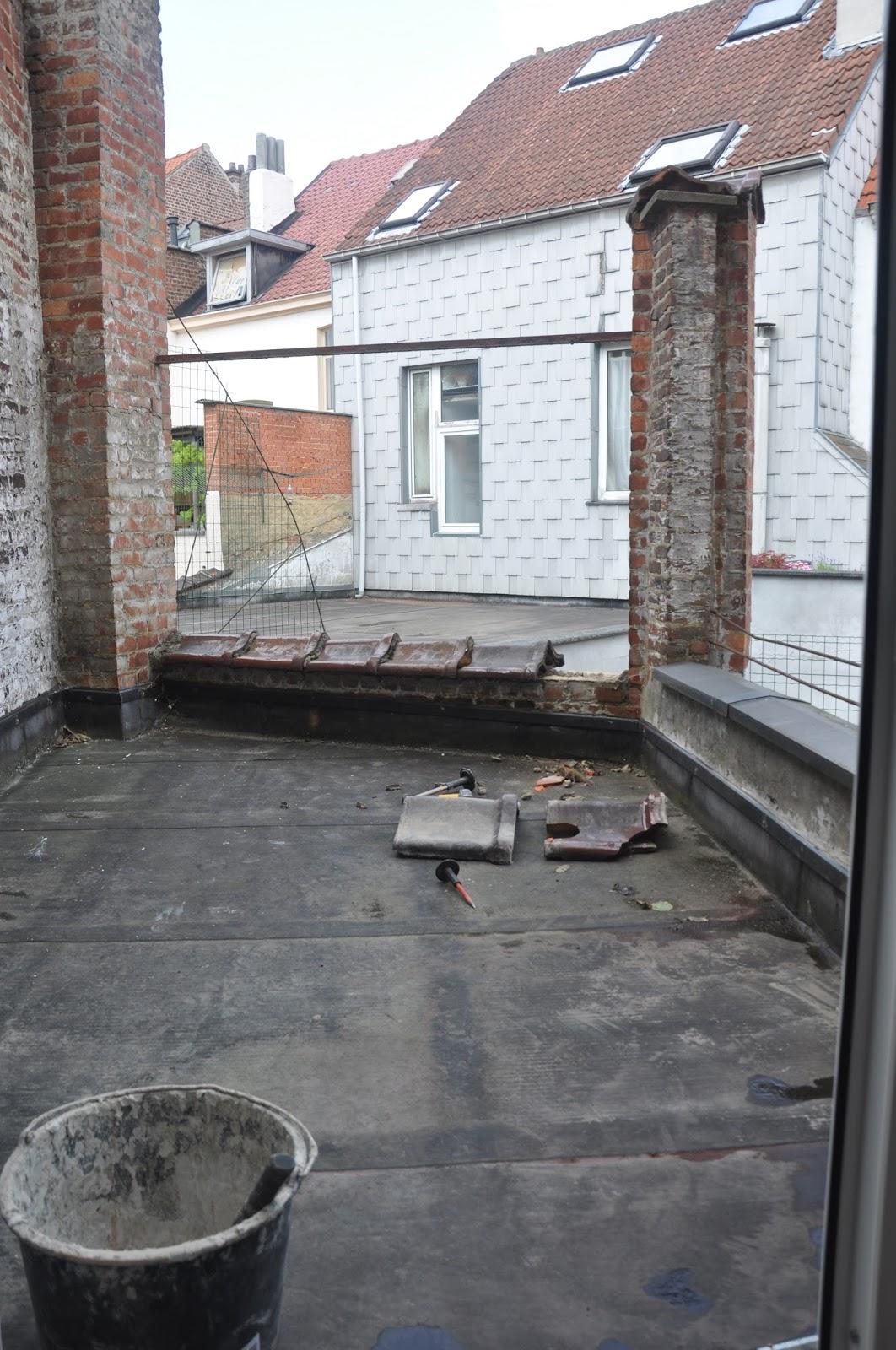 maison r novation motivation r novation de la terrasse. Black Bedroom Furniture Sets. Home Design Ideas