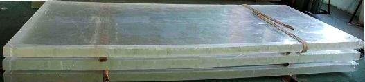 plexiglass σε φύλα