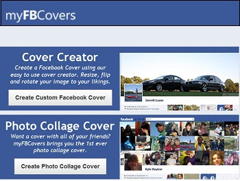 Online Tools to Create Facebook Timeline Background Cover