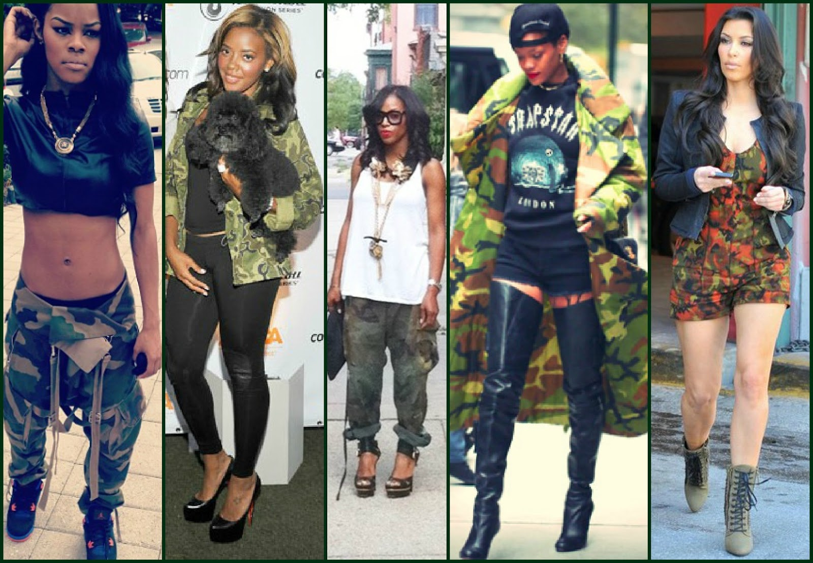 alis fashion sense january 2013