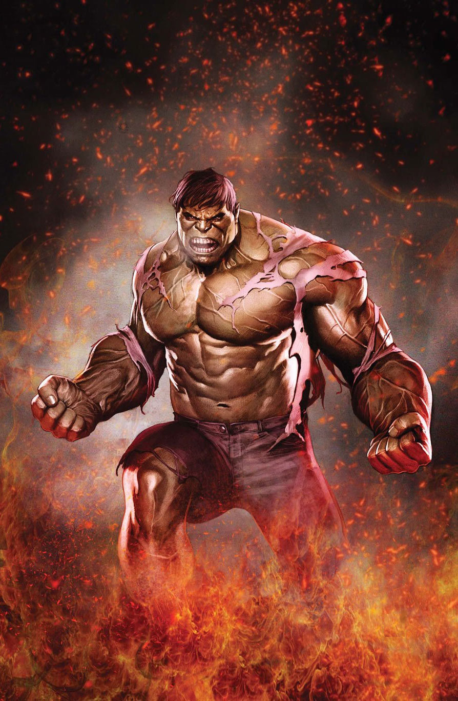 Red Hulk (Marvel Comics) Character Review