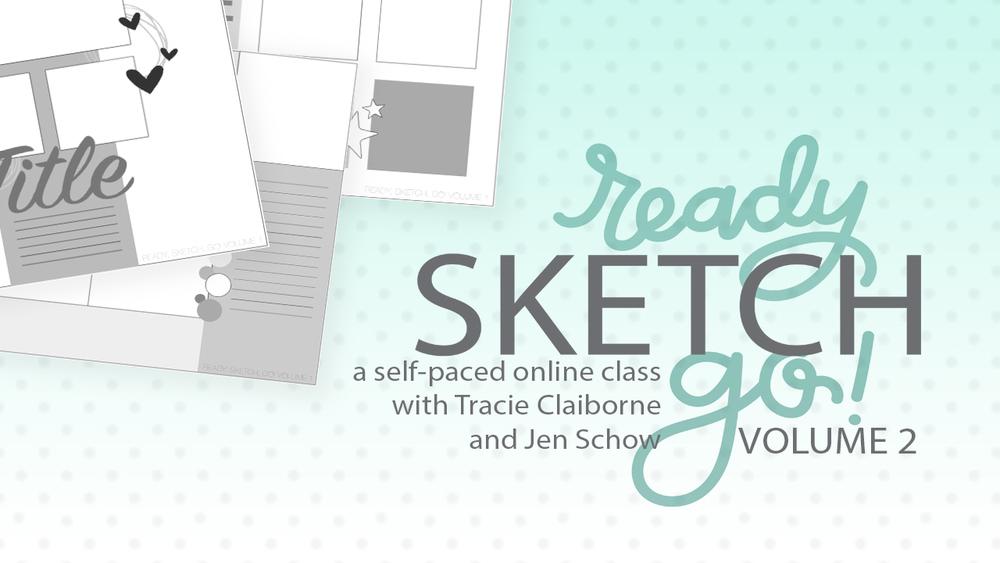 Ready Sketch Go Class 2