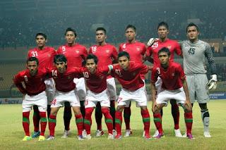 Jelang Indonesia u22 vs Singapura u22
