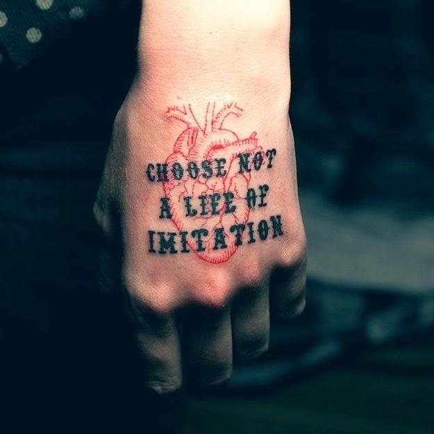 Tatuajes de frases, tattoo lettering, http://distopiamod.blogspot.com