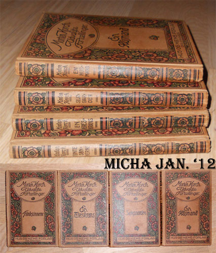 morten korch romaner