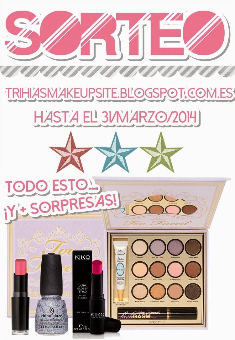 http://trihiasmakeupsite.blogspot.com.es/2014/02/332-sorteo.html?showComment=1392283909576#c7305865203860935543