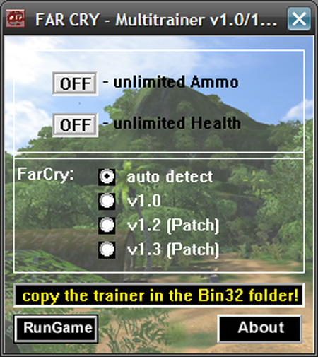 far cry 3 pc trainer