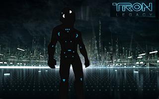 tron cyberpunk tech noir film