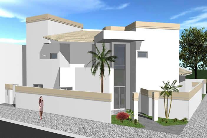 Ara construcciones en general transformacion o for Fachadas de casas modernas con negocio