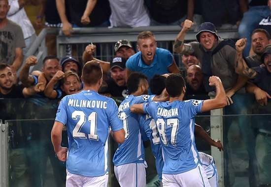 Lazio 1 x 0 Bayer Leverkusen - Champions League 2015/16