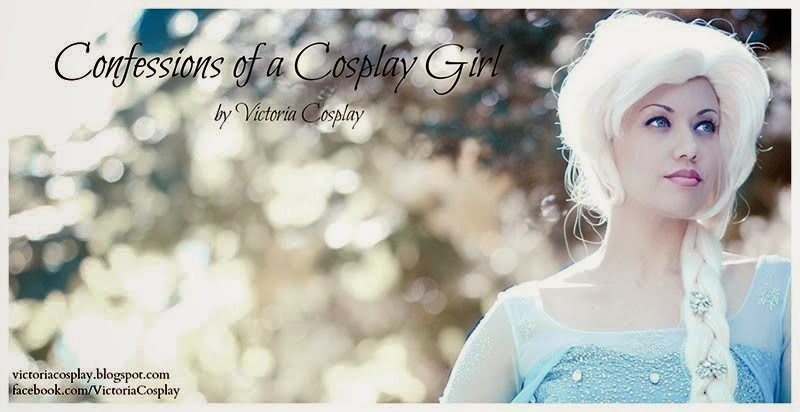 Confessions of a Cosplay Girl