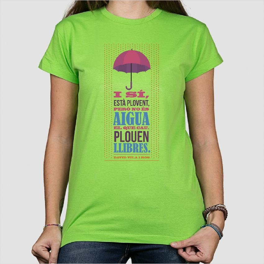 Compra la teva samarreta Dezuu amb textos dels meus contes!