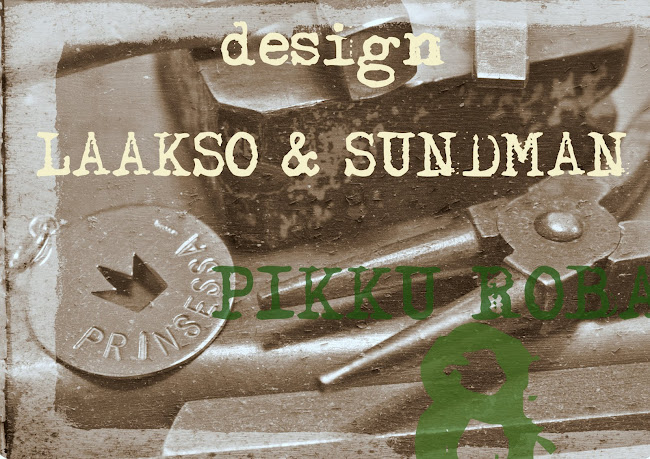 Design Laakso &amp; Sundman hopeakorut