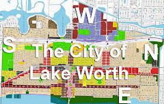 Are you a print or TV news reporter? Know the City limits of Lake Worth? Do you care?