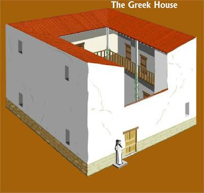 αρχαίο σπίτι