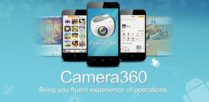 Download Aplikasi Kamera Unik Untuk Android | Camera 360 Ultimate