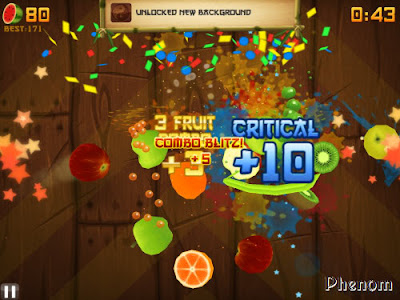 Fruit Ninja free game