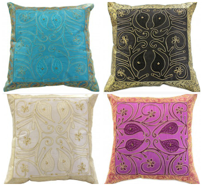 Sew Can Do: Banarsi Designs Home Decor Giveaway!