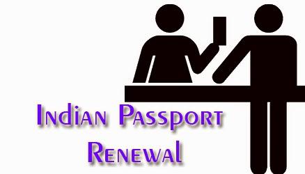 Indian Passport Renewal