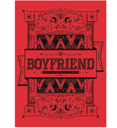 Boyfriend - Mini Album Vol.3 (WITCH)