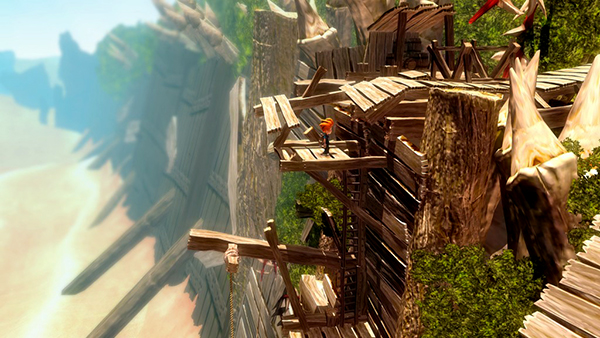 Max The Curse of Brotherhood - Reloaded Screenshot 1