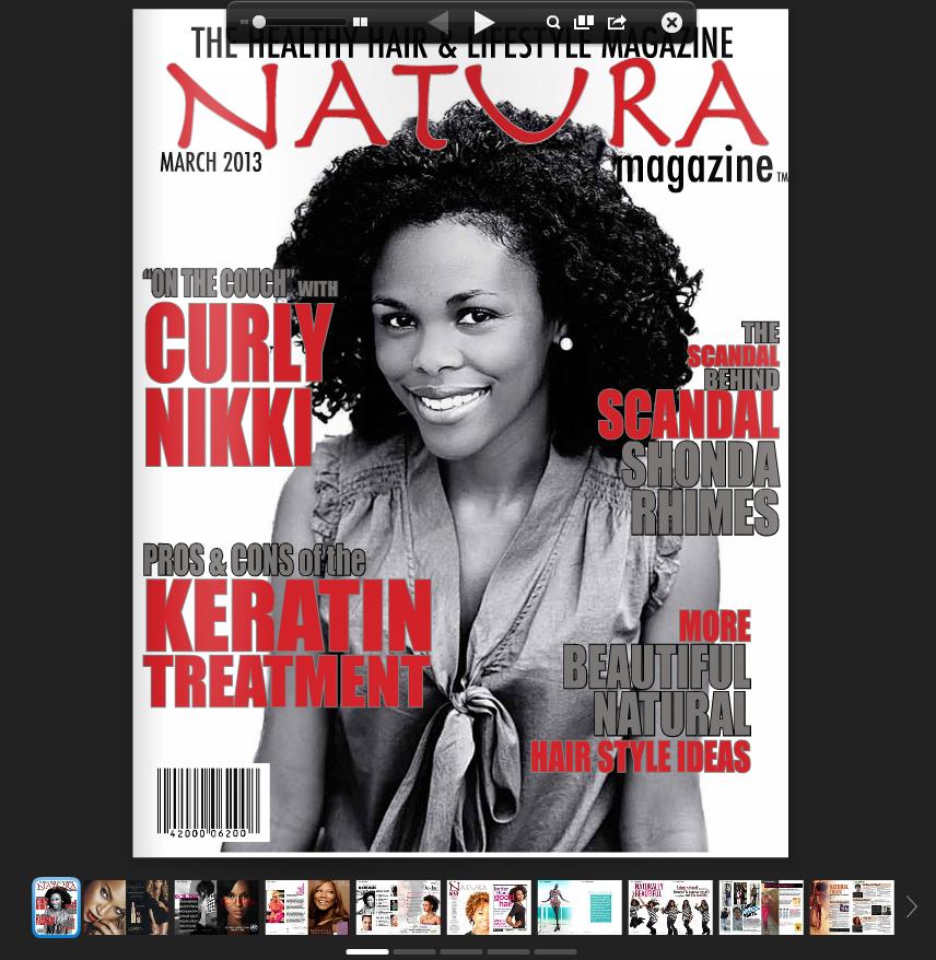 Seriously Natural | Natural Hair, Beauty & Style: Natural Hair ...