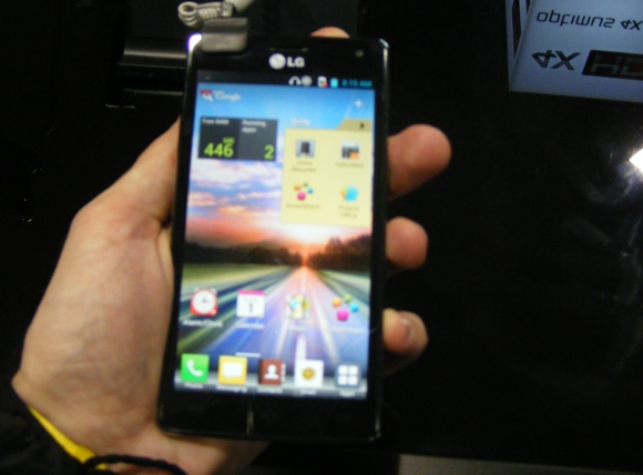 lg optimus 4x hd p880 hands on