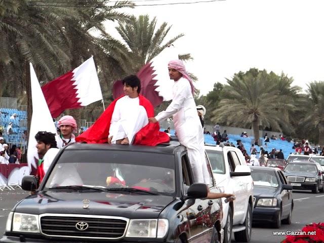 Qatar National Day 2012.