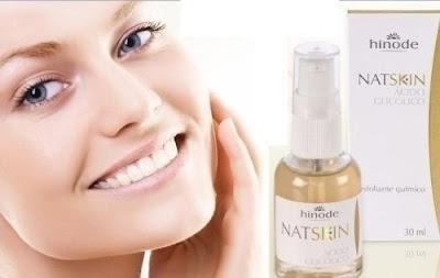 Nat Skin Ácido Glicólico 6% Hinode - 30ml