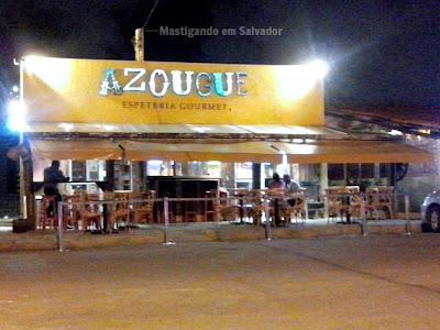 Azougue Espeteria Gourmet: Fachada