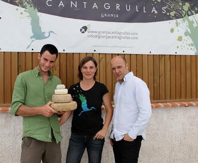 Esteban Capdevila en Granja Cantagrullas. Blog Esteban Capdevila