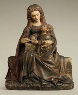 Glorious Saint Anne – Iconography of Saint Anne, Day 5 – Saint Anne as Teacher