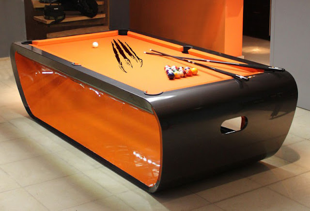 The Black Light Billiard Tables Make A Wonderful And Engaging Centerpiece  For Any Office Or Company.