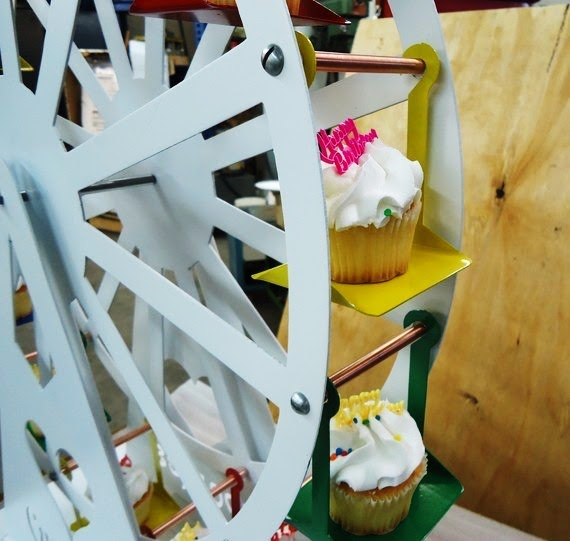 Image Result For Motorided Cake Stand