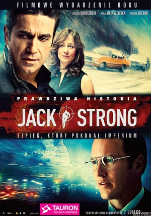 Jack Strong 2014 poster