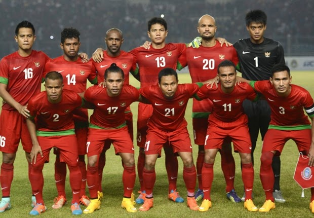 Skor hasil pertandingan Indonesia vs Filipina AFF 2014