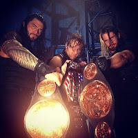 LUCHA LIBRE-The Shield se coronan en Extreme Rules