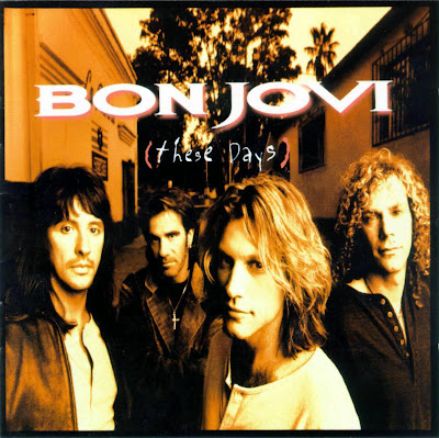 Portada de Bon Jovi-These Days