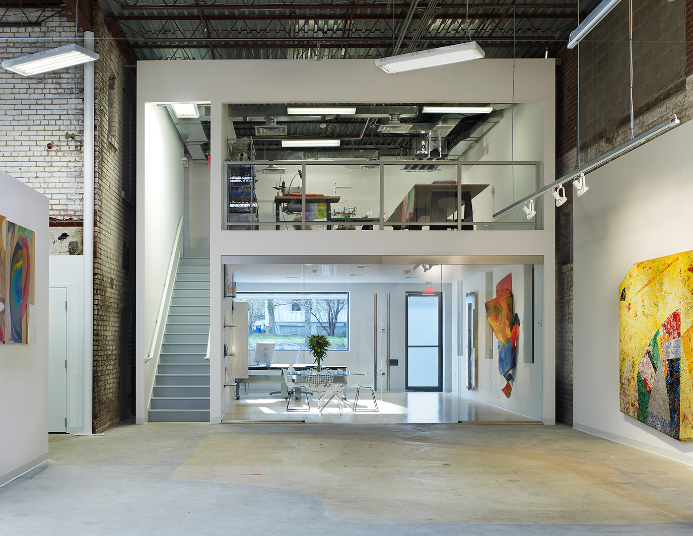 Dcmud the urban real estate digest of washington dc for The space studio architects