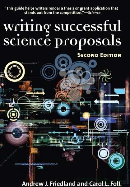 "Okładka książki ""Writing Successful Science Proposals"""