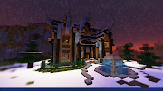 Minecraft Winter · Download Here. Posted by Ruked Designs at 20:20