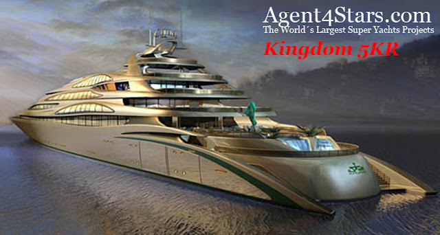 The Prince s newly designed Kingdom Great place for stowaways and    Alwaleed Bin Talal Yacht